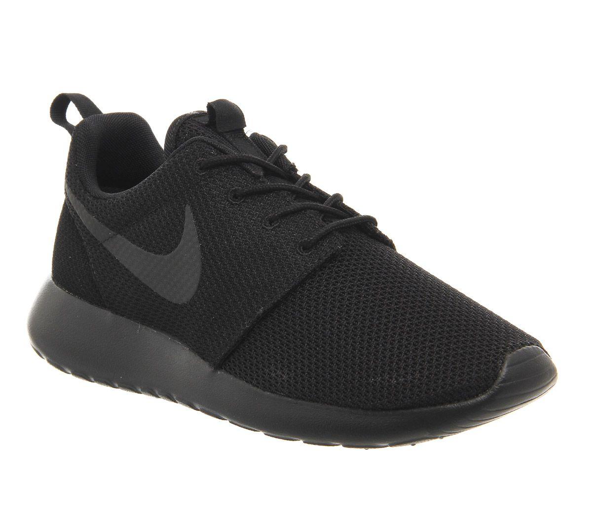 Mens Baratos Nike Formadores De Ejecución Roshe