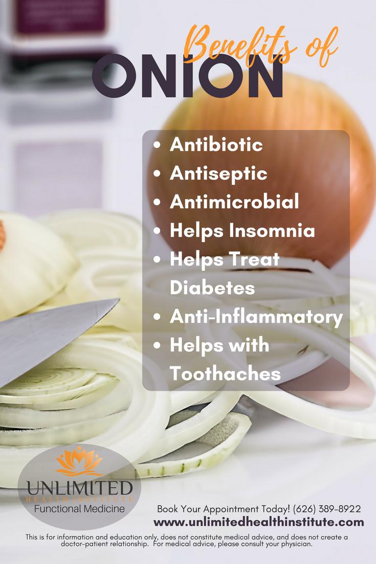 Health Benefits of Onion Food health benefits, Onion
