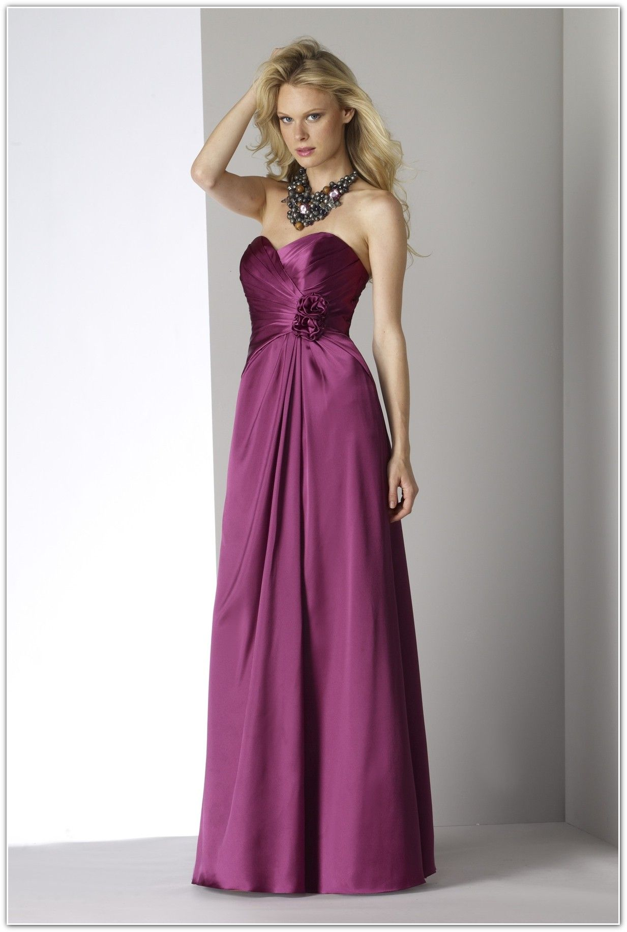 Elegant and Decent Inexpensive Bridesmaid Dresses   Fashion and ...