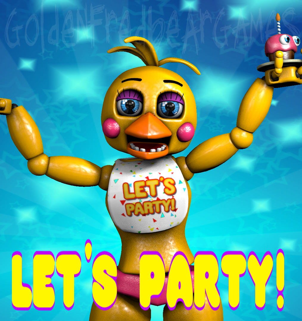 Toy_chica_poster_recreation__sfm__commission__by