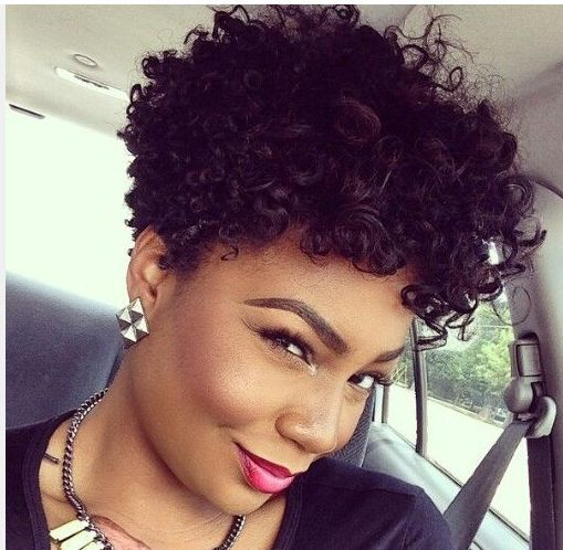 Short Natural Curly Hairstyles for Women | CurlyHairstylesX.com ...