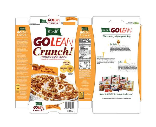 Cereal Box Template Creative Problem Solving Cereal Box On