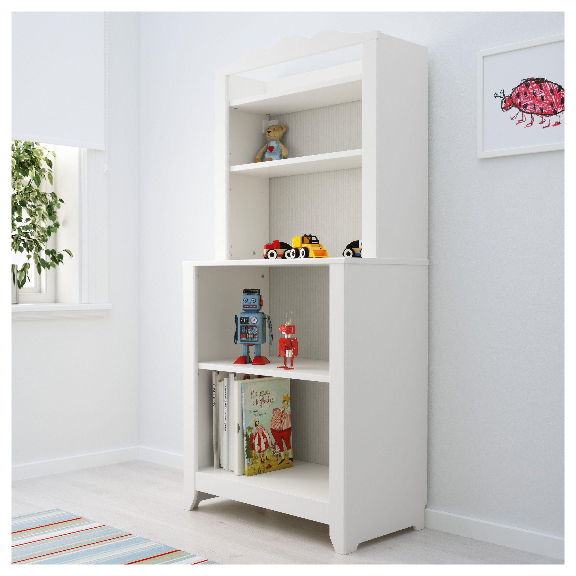 HENSVIK Cabinet with shelf unit White IKEA | Extra storage, Shelving ...