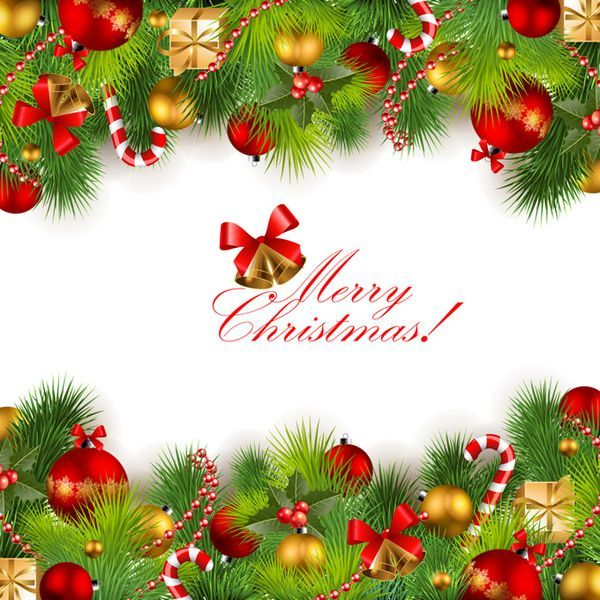 free christmas background clipart christmas background_border_vector