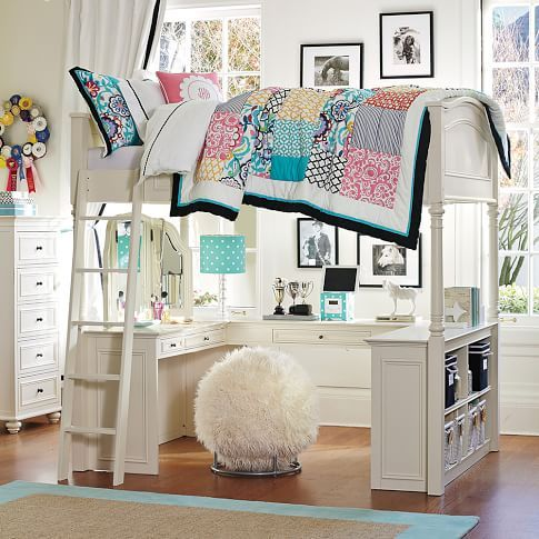 10 Best Loft Beds With Desk Designs