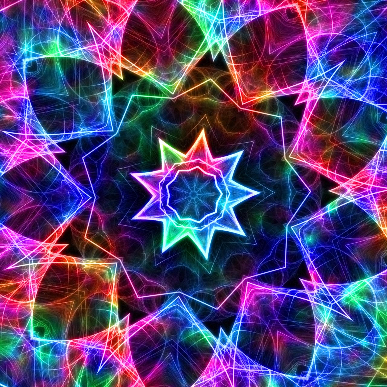 Kaleidoscope 5 Fractal Art Kaleidoscope Images Colorful Art