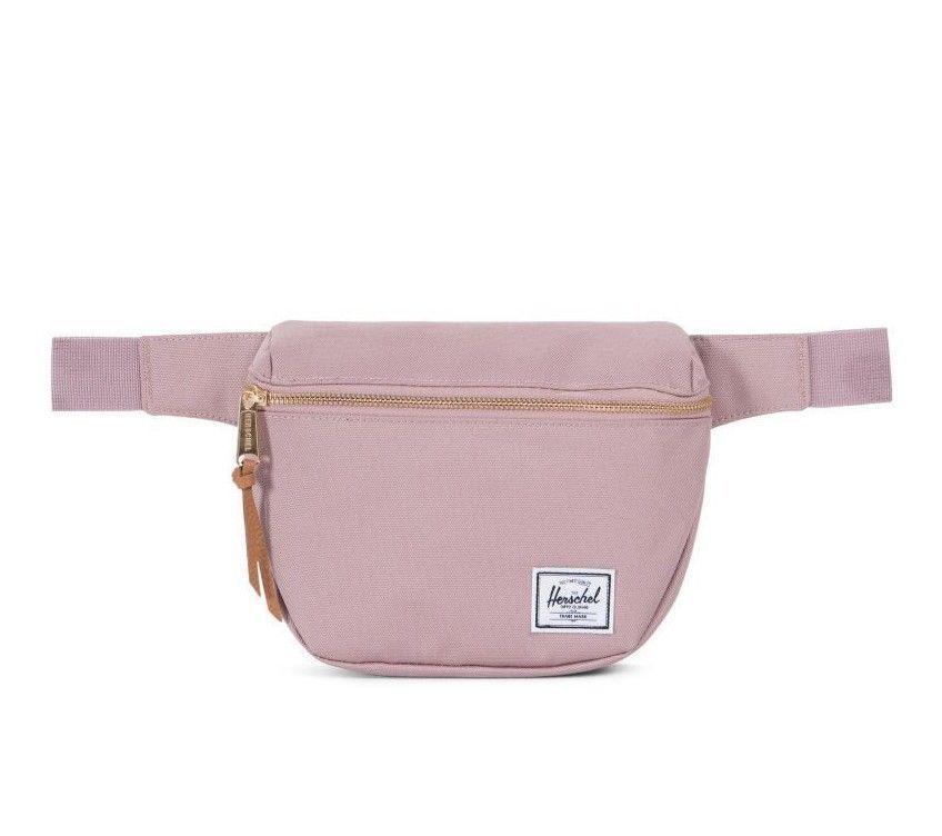 ad14d4853a9 Herschel Supply Co. Fifteen Fanny Pack Waist Bag Hip Sack Ash Rose  Herschel   FannyWaistPack