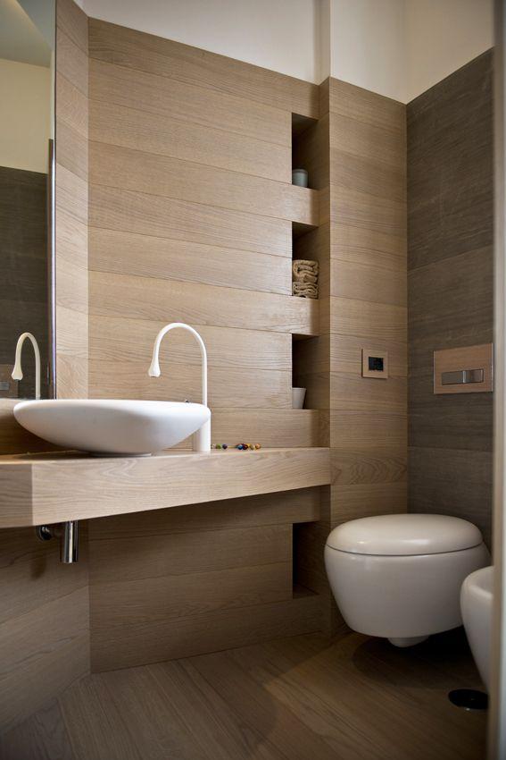 Piccolo bagno elegante Bathroom design, Modern bathroom