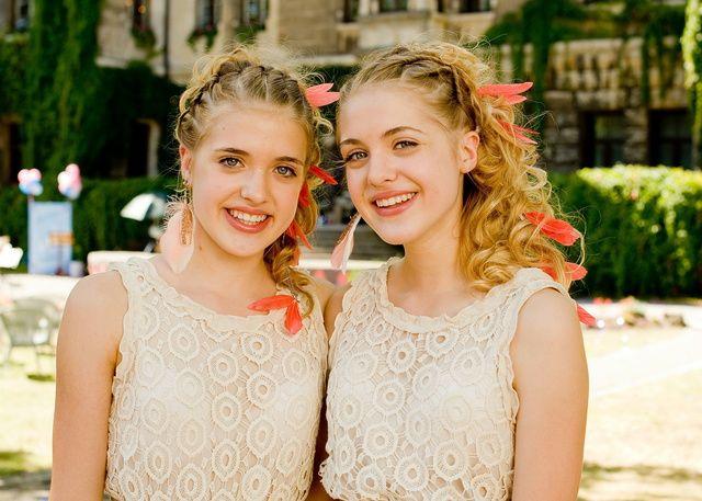 Jana En Sophia Munster Tweeling Beroemdheden