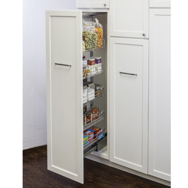 To Utilize The Bare Wall Opposite The Refrigerator A 36 Quot