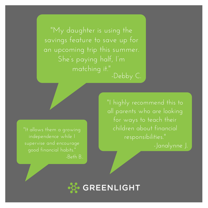 Greenlight Debit Card For Kids By Greenlight Financial: Greenlight® Is The Debit Card For Kids That Parents Manage