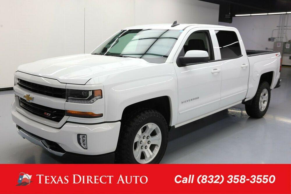 Ebay Advertisement 2018 Chevrolet Silverado 1500 Lt Texas Direct