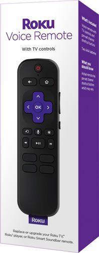 Roku Voice Remote Black Streaming stick, Roku