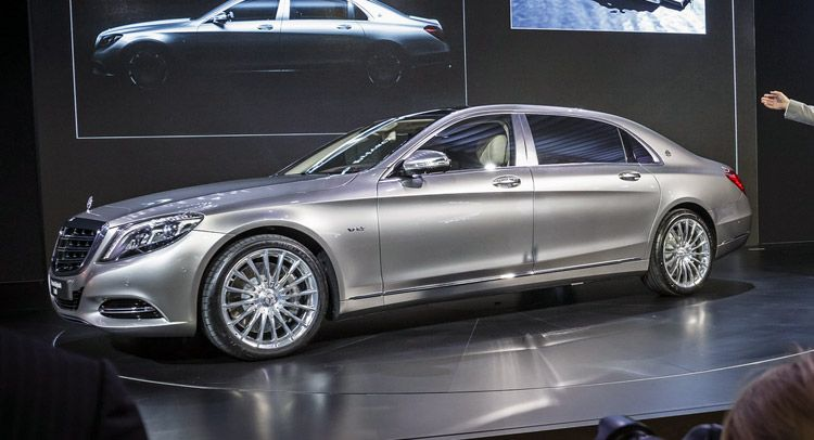 New Mercedes Maybach S600 From 189 350 In The Usa 31k More