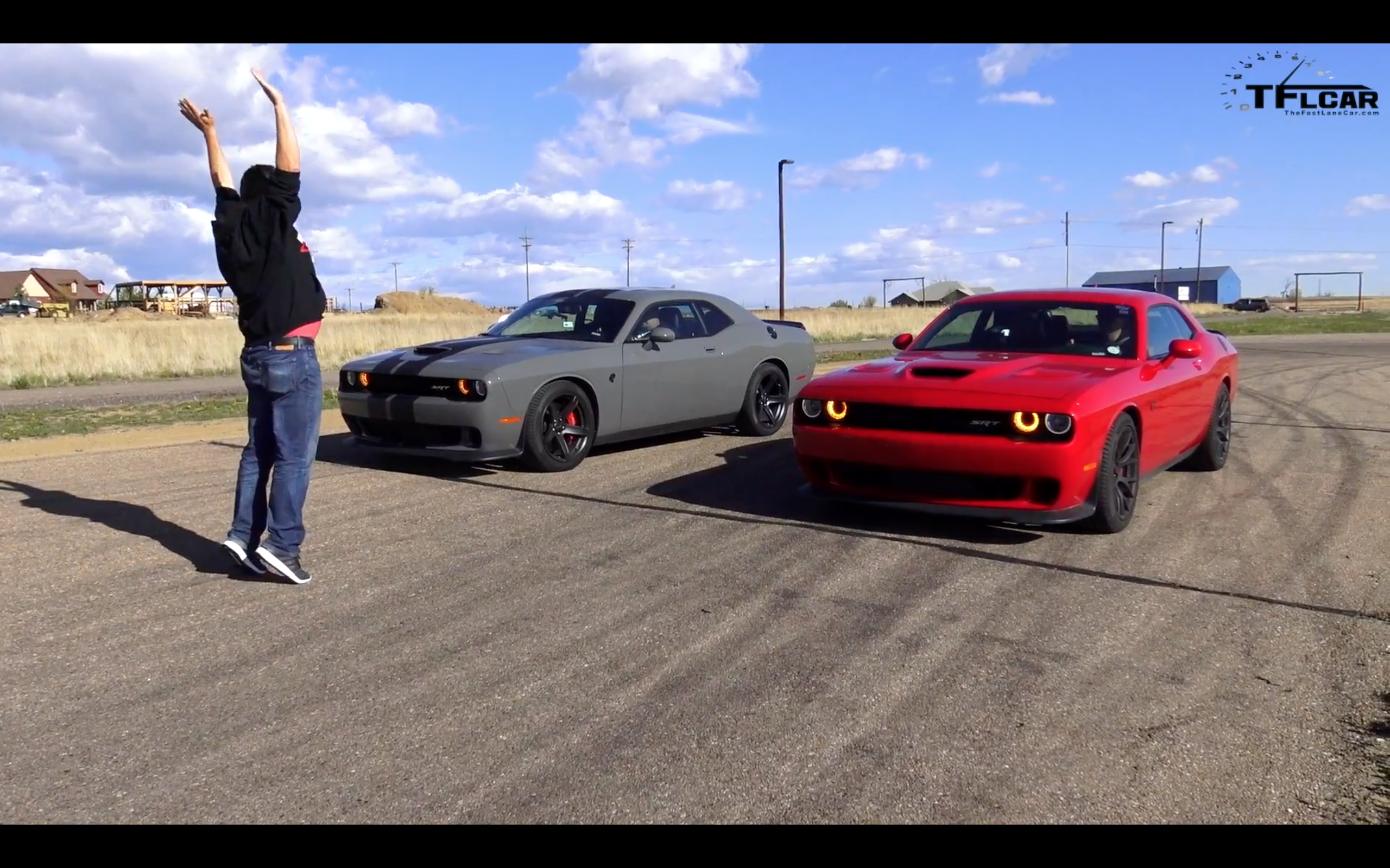 Video Which Srt Hellcat Is Faster 2016 Or 2017 Srt Hellcat