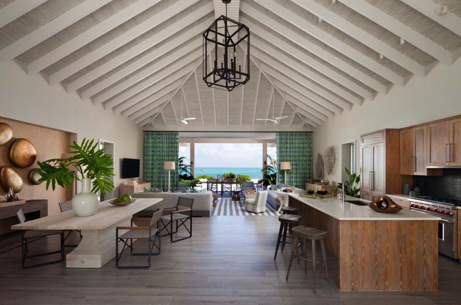 Luxurious Grace Bay Club Residence on Turks and Caicos Island