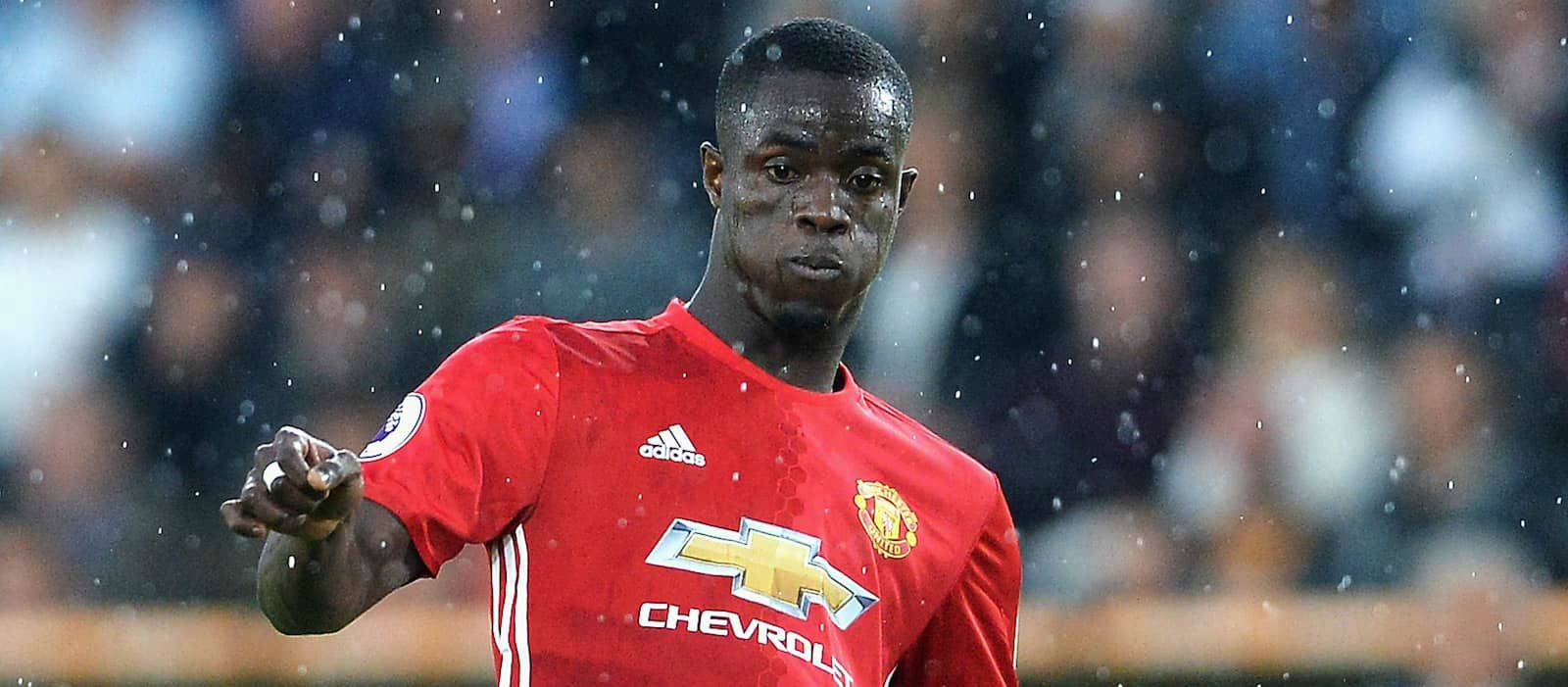 #ManchesterUnited defender #EricBailly was shot down inside the Stoke #penaltybox after completely missing the ball. RIP. #ManU #soccerfail #soccer