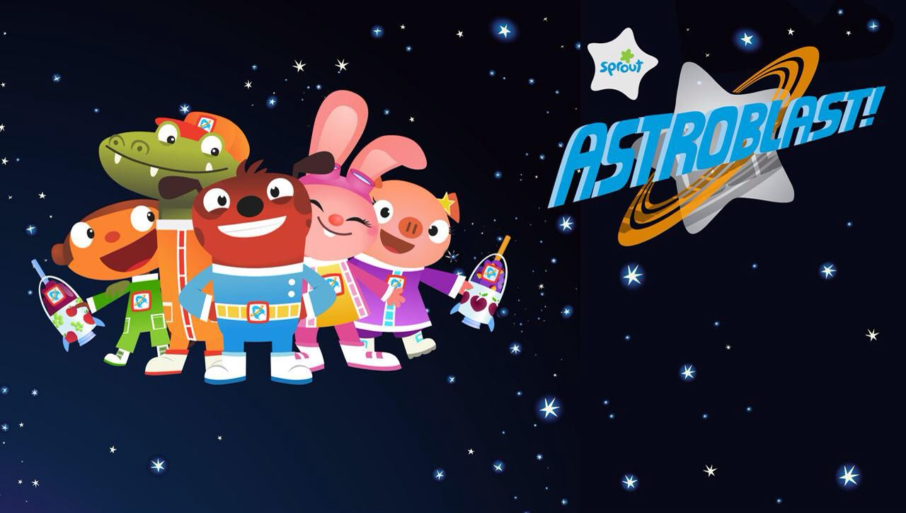 Astroblast is the best show ever!!!!!