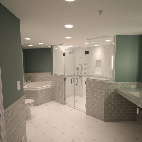 Universalaccessible Bathrooms  Eclectic  Spaces  Dc Metro Amazing Universal Design Bathrooms 2018