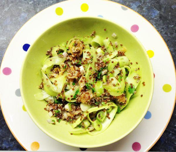 Quinoa : une base, 3 recettes   Recette, Cuisine ...