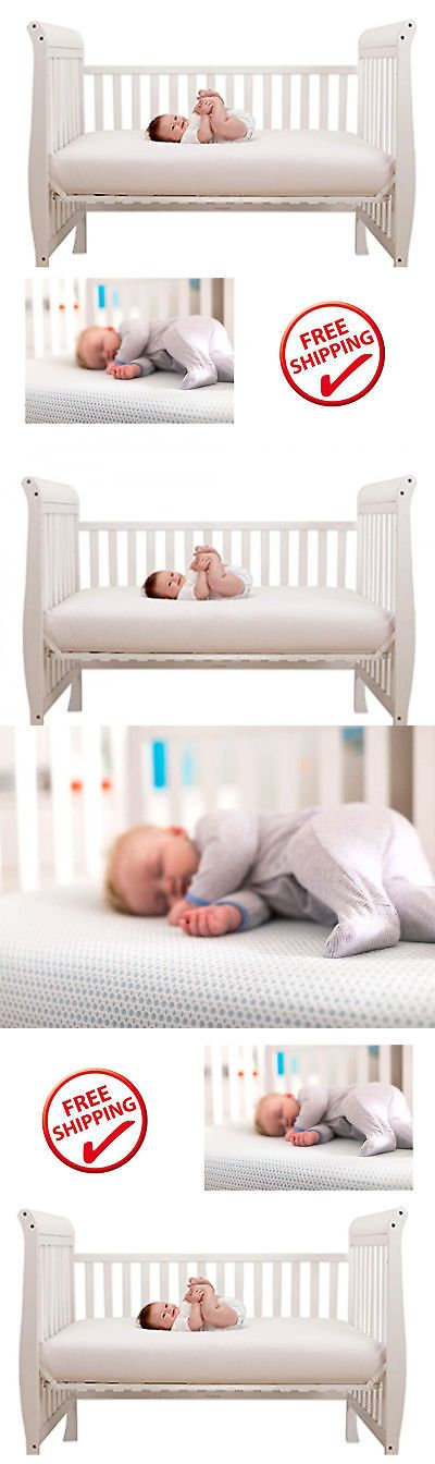 cotton crib percent memory amazon home bed cover ca removable non dp ventilated inch waterproof slip mattress with foam toddler topper milliard