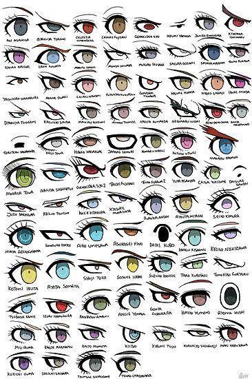 Photo of Danganronpa Eyes | Poster – Zeichnen/Malen – #Danganronpa #eyes #Poster #Zeichne…