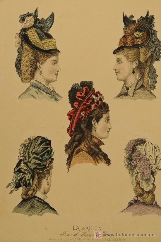 Espectacular peinados siglo xix Fotos de tutoriales de color de pelo - peinados del siglo 19 - Buscar con Google | Historia de la ...