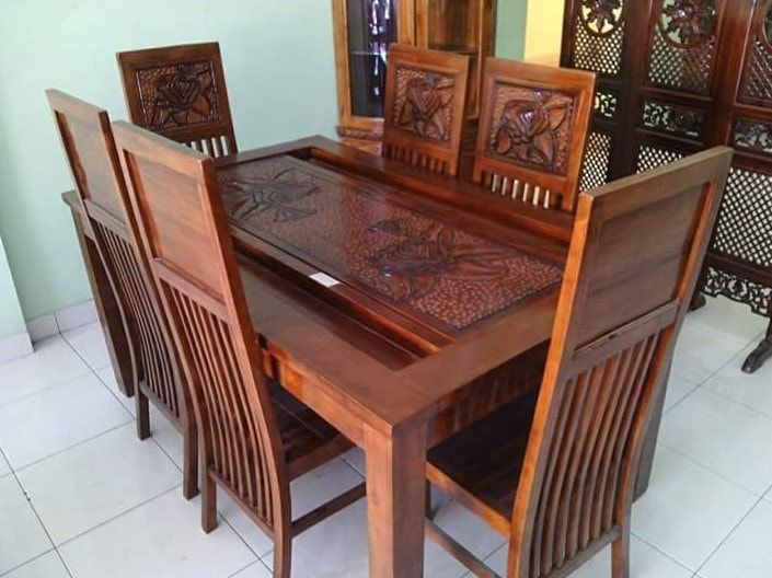 15 Best Unique Wooden Dining Table Models 2019 Design For Your