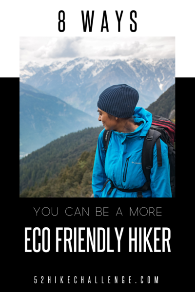 Photo of How To Be A More Sustainable Hiker
