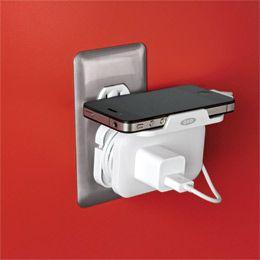 Plug-In Charging Shelf