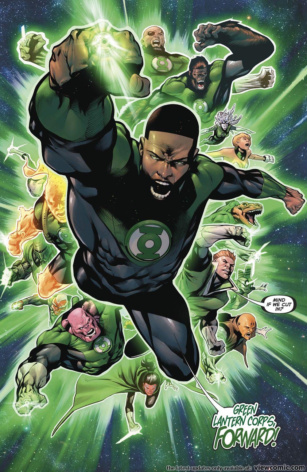 dfb623ae732adb Hal Jordan and the Green Lantern Corps 29 (2017)