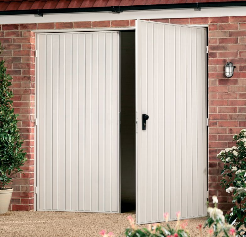 Garador Carlton Sh Side Hinged Garage Door Love It Pinterest