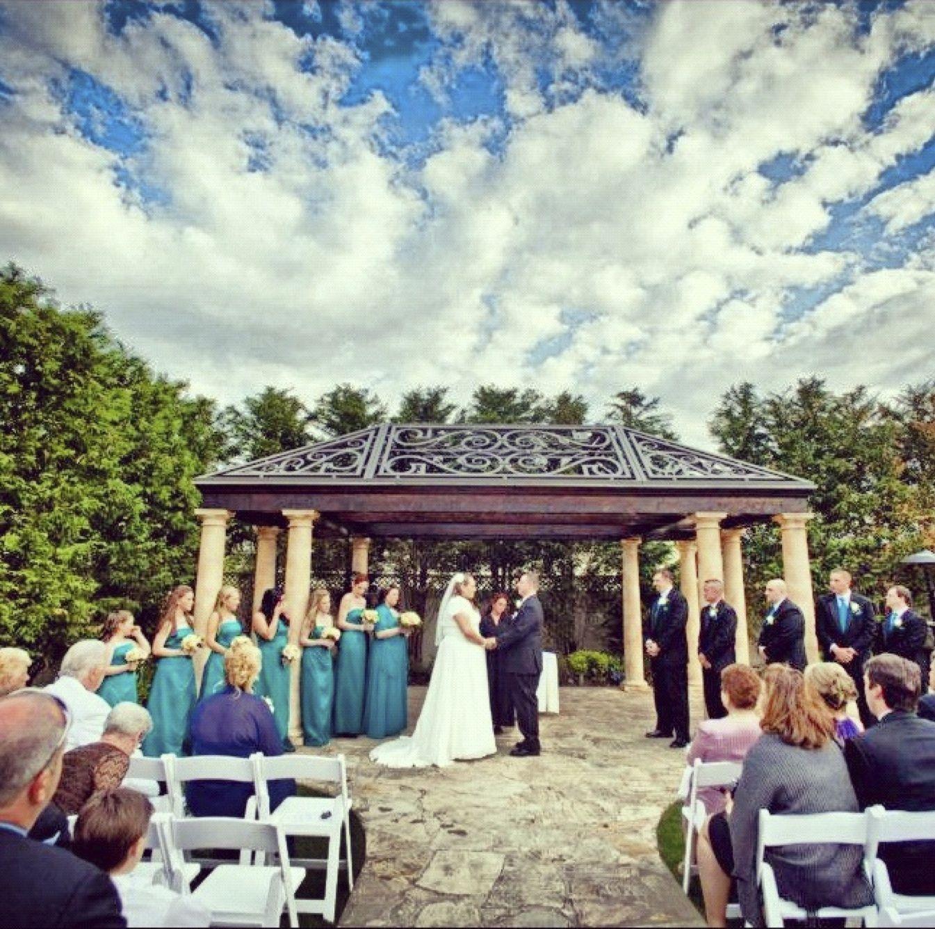 Wedding Larkfield Manor
