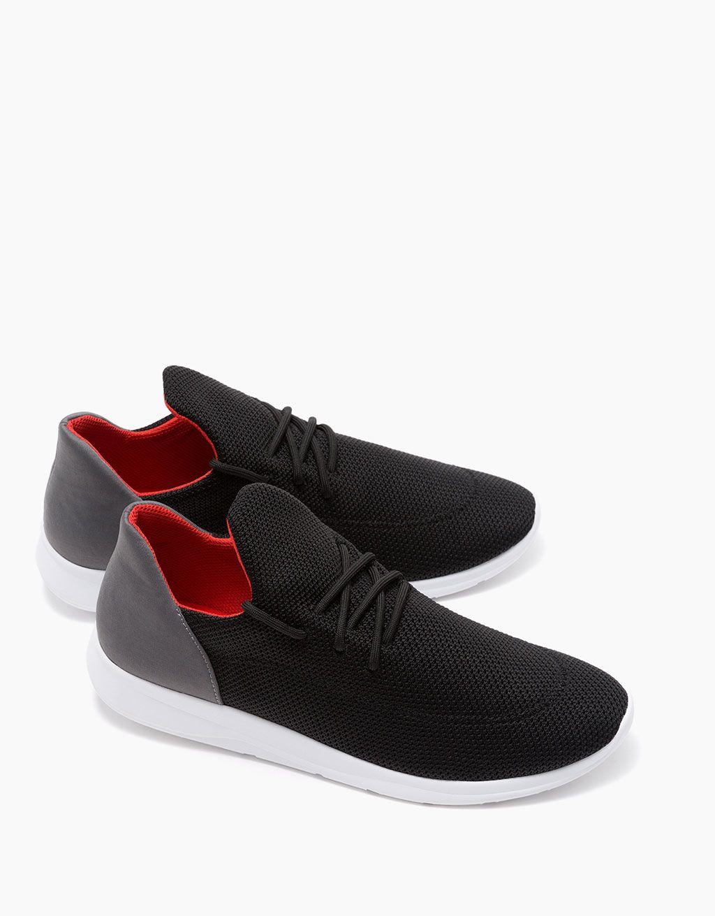 Zapato para caminar con botines SF para mujer, Rosso Corsa-Rosso Corsa-Puma White, 6 M US