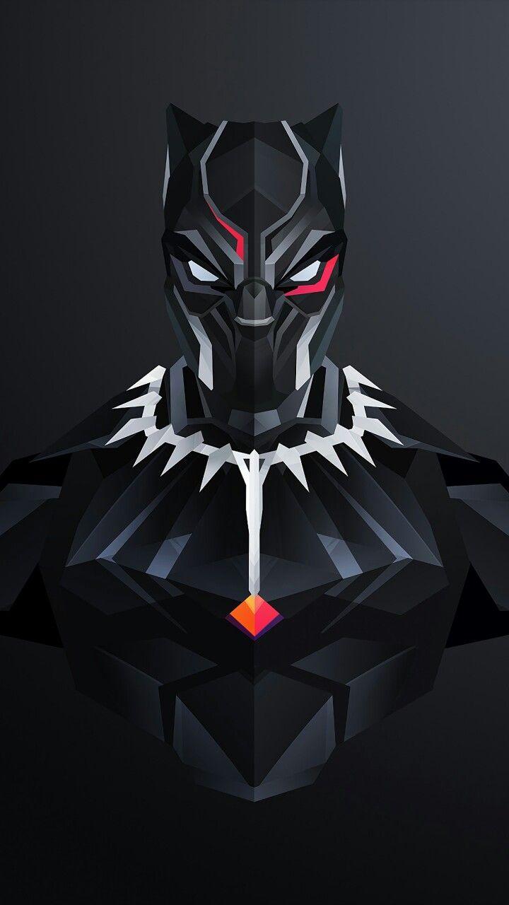 Black Panther マーベルのアート ブラックパンサー 映画 ポスター