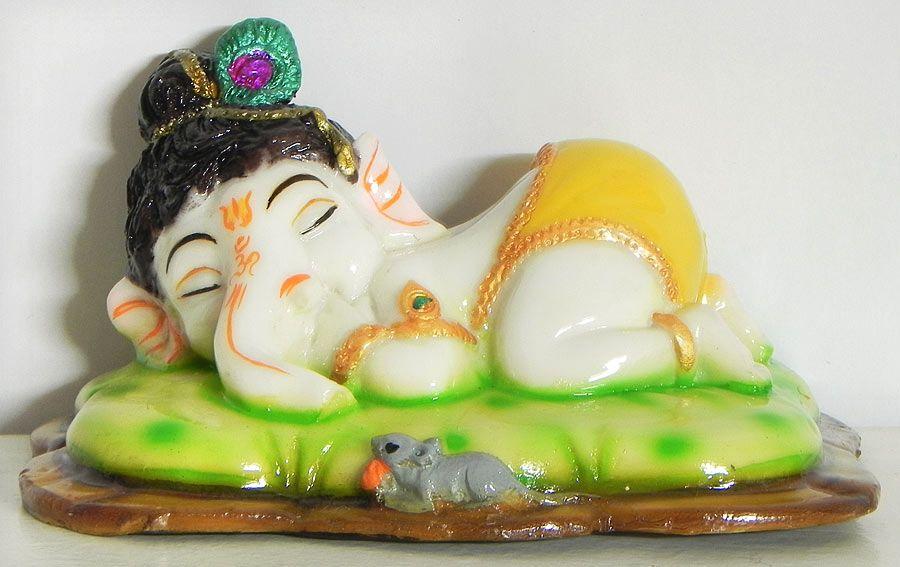 Sleeping Baby Ganesha Baby Ganesha Baby Sleep Baby Krishna