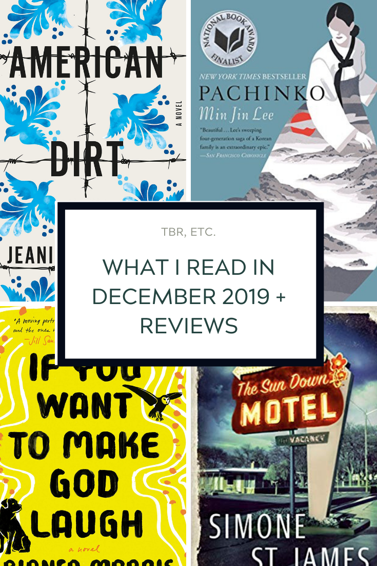 What I Read In December 2019 Reviews What Book Book Club