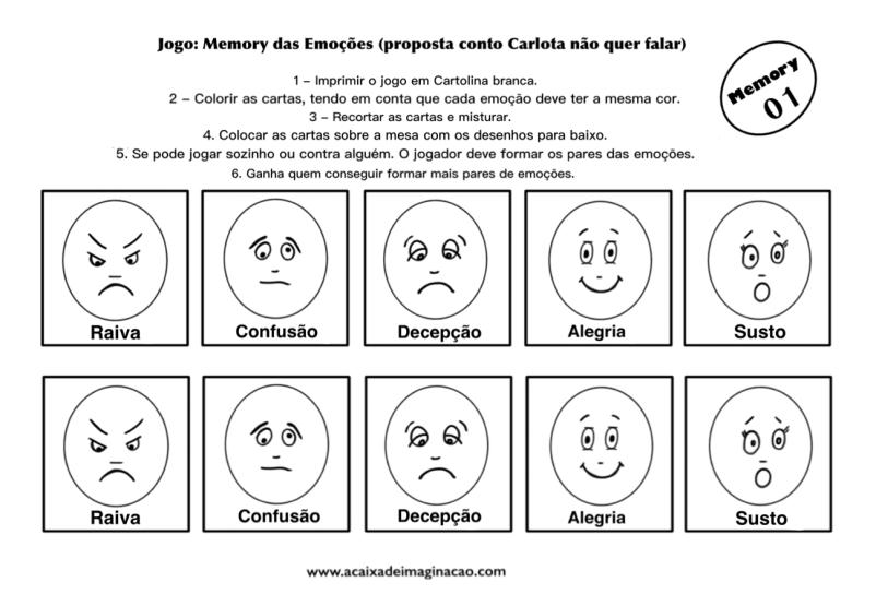 Jogos Para Baixar Trabalhando As Capacidades Emocionais Com