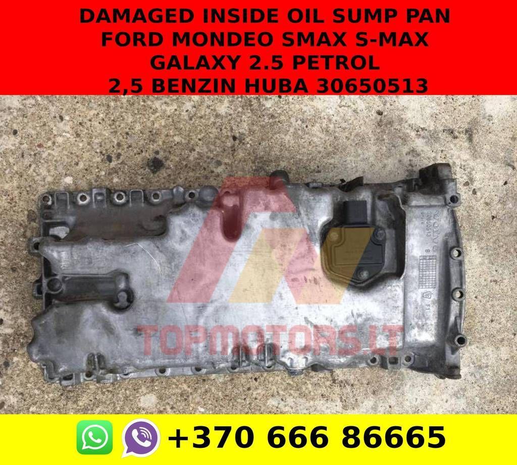 Pin On Oil Sump