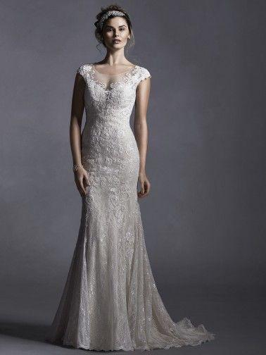 Sottero & Midgley Wedding Dresses - Style Quinlynn 5SS025