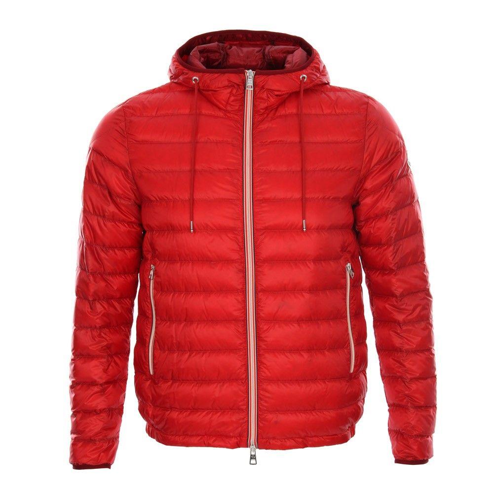 Jacket – Red Athens. MonclerAphroditeAthens