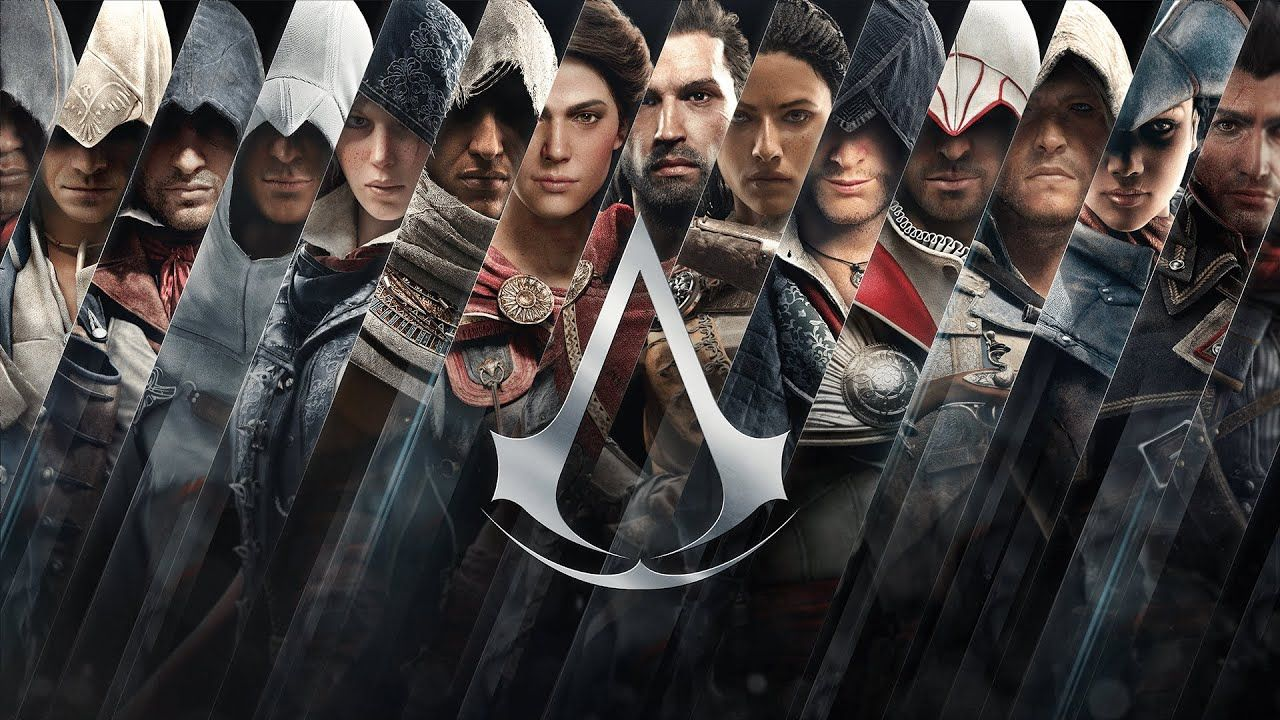Evolution of Assassin's Creed Cinematic Trailers 20072020
