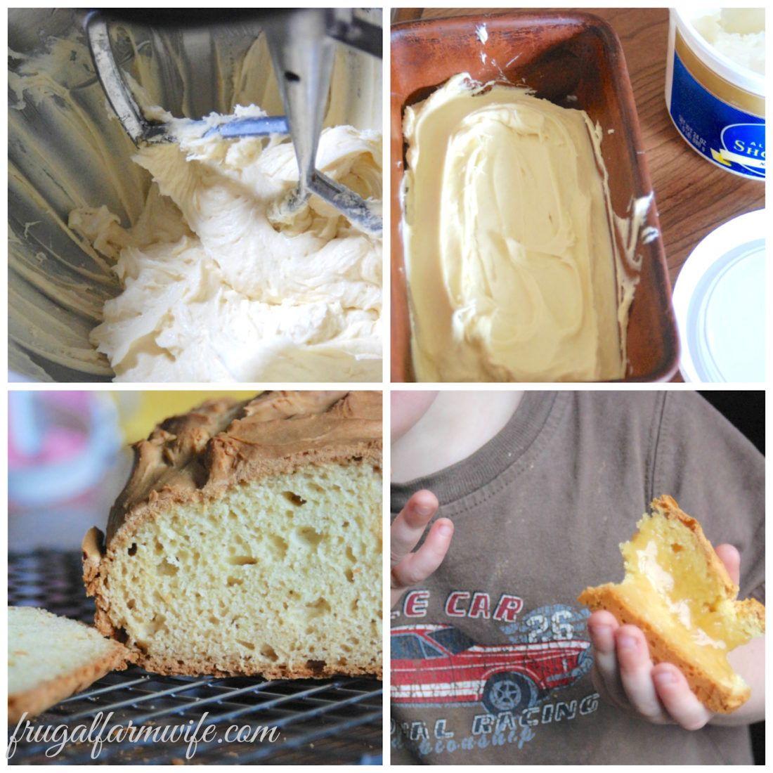 GlutenFree YeastFree Sandwich Bread Recipe Yeast