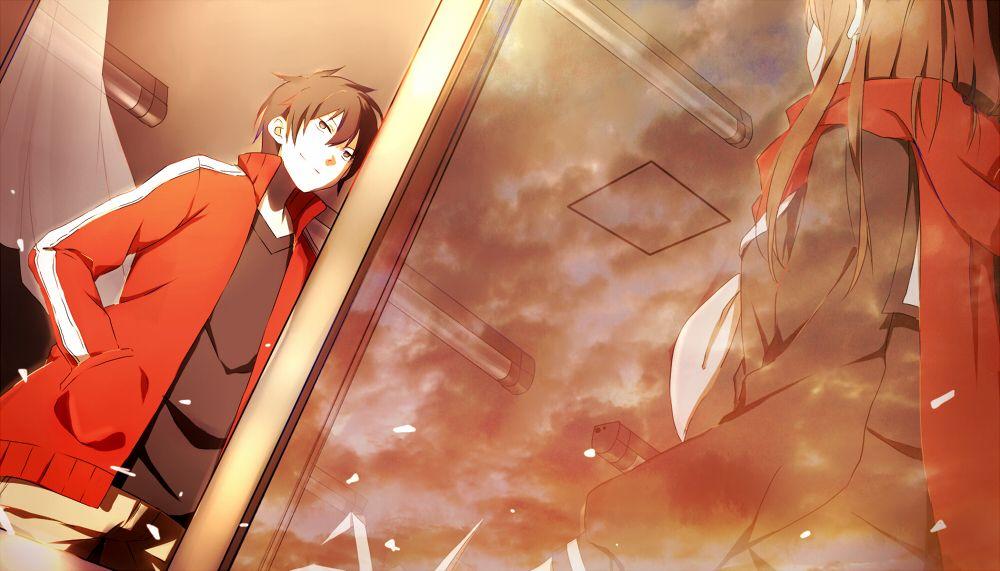 Shintaro & Ayano   kagerou project