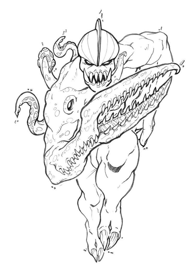 Gormiti Logo Pencil Lord Of Fire By Artbysai On Deviantart Coloring Pages Logos Drawings
