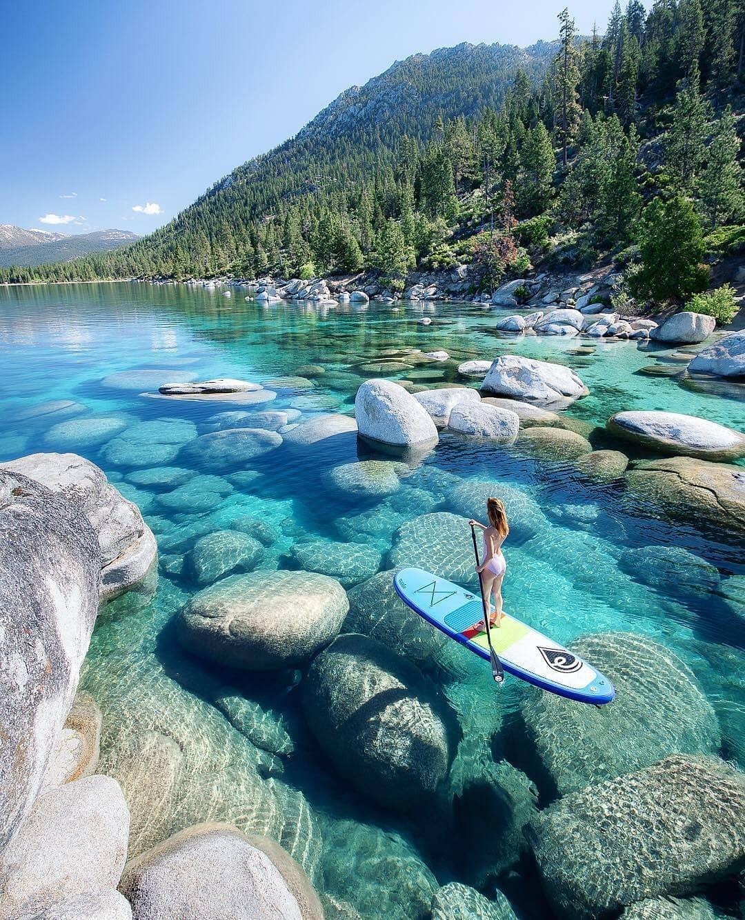 72 Perfect Hours At Lake Tahoe — Blog — Jess Wandering