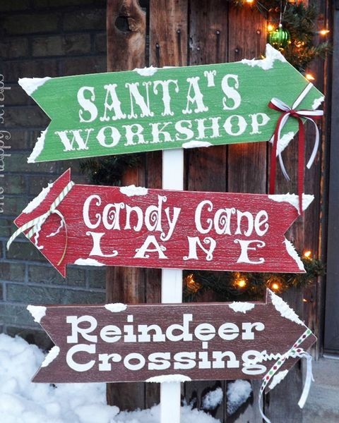 Photo of Outdoor Christmas Decorations to Get Your Yard in the Spirit