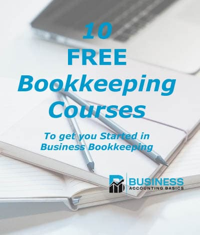 10 Free Bookkeeping Courses to help get you started in