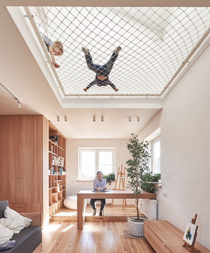 rue-temple-family-house-moscow-russia-designboom-03 | Bedroom ideas ...