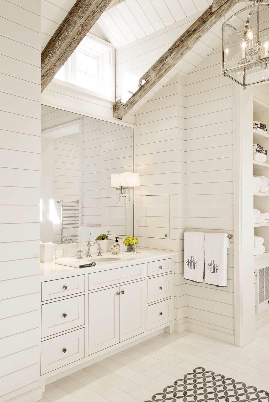 Pin by Becca Siegel on Bathroom ideas | Pinterest | Beach house ...